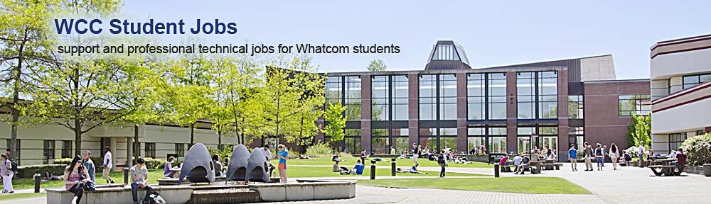WCC Student Jobs